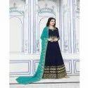 Partywear Georgette Anarkali Salwar Kameez