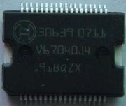 30639 BOSCH ECU Board Drive IC Automobile Engine Power Drive