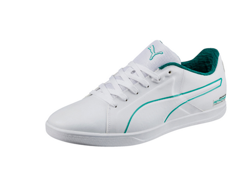 Puma White MAMGP Court Men Motorsport Shoes 7f8f108eb