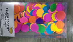 Mix colour Paper Coin, Colour full