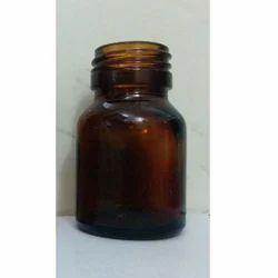 G-22 Amber Glass Biochemic Tablets Bottles - 30ml