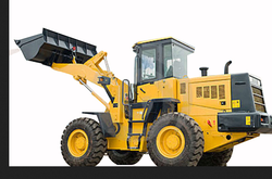Wheel Loader in Ahmedabad, व्हील लोडर