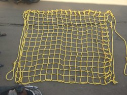 Yellow Cargo Net