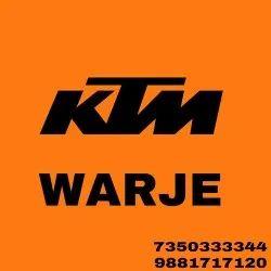 Panel Orange Ktm Bike & Spare Parts, For Commercial