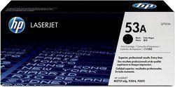 HP Q7553A 53A Black Toner Cartridge