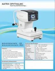 Autorefractometers