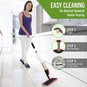 Clean Home Spray Mop With Window Cleaner - Healthy