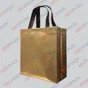 Loop Handle Box Bag