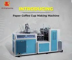 Designer Paper Cup Making Machine