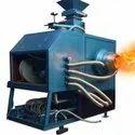 Semi Gasification Biomass Burner