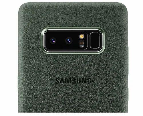 san francisco d90f3 0ed4d Samsung Galaxy Note8 Alcantara Cover - RR Mobiles, Hyderabad | ID ...
