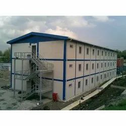Prefabricated Modular Warehouse