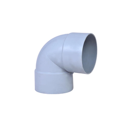 Kamnath Polyfit White PVC Elbow, for Structure Pipe