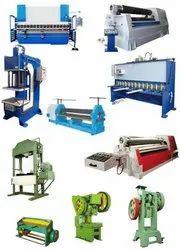 Kiran Three Phase Workshop Machinery