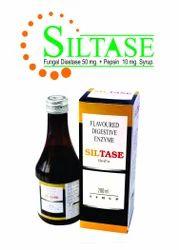 Enzyme Syrup- Diastase 50mg Pepsin Syrup
