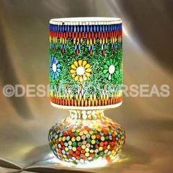 Decorative Slim Glass Lamp