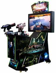 Swastik Games Electric 2 Player Gun Shooting Game