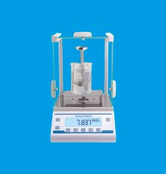 High Precision Balance With Auto Specific Gravity