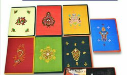 Embroidery Cloth Folder