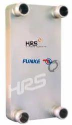 HRS Brazed Plate Heat Exchanger, Oil