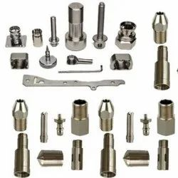 CNC Machining Turned Parts