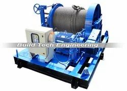 10 Ton Winch Machine