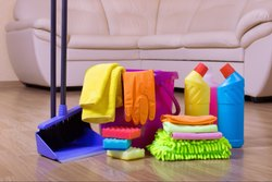 Deep Home Cleaning & Disinfection Services