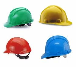 Safety Helmet All Types (Industrial)