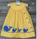 Cotton Baby Princess Frock, Size: All Sizes