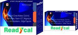 Calcium Citrate Maleate Calcitriol L-Methylfolate Vitamin K2-7 Magnesium Zinc Methylcobalamin