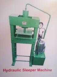 Hydraulic Slipper Sole Machine