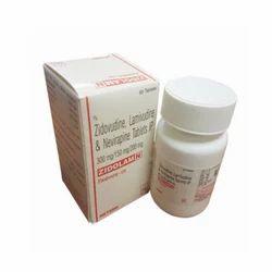 Zidolam Zidovudine Lamivudine And Nevirapine Tablets