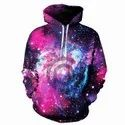 240 GSM Premium Full Sublimation Polyester  Hoodies