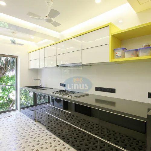 Modular Kitchen Designing Manufacturer: Designer Modular Kitchen Manufacturer