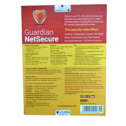 Guardian Net Secure Software