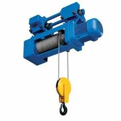 RH 3 Indef Wire Rope Chain Hoist, Capacity: 40 Ton, Model Name/Number: Rhye