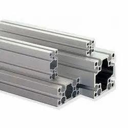 Double Track Aluminium Section