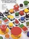 Teknic Push Buttons