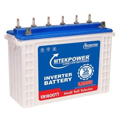Microtek EB1800TT Tubular Battery, 150Ah, Warranty: 35 Months