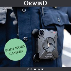 Body Worn Camera Security