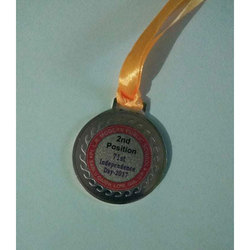 School Silver Medal