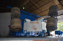 Sintex Type Water Tank Making Machines