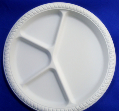 Disposable Corn Starch Plates, Disposable Cutlery And Crockery | I