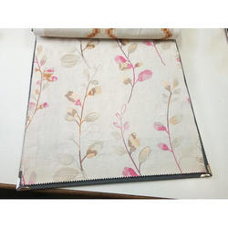 embroidered Furnishing Fabric
