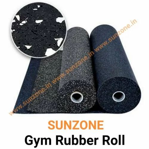 GYM Rubber Rolls Mats