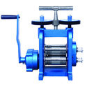 Rolling Mill Hand Operated With Gearbox 5 inch