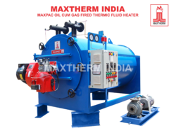 Oil And Gas Fired Thermic Fluid Heater
