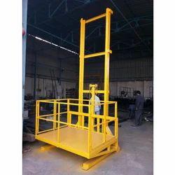 Agua Technology Hydraulic Goods Lifts, Capacity: 2-5 ton, Maximum Height: 20-30 Feet