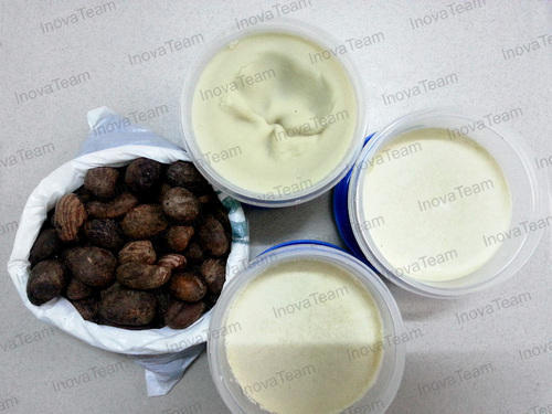 Ivory / Off White 100% Raw Unrefined Organic Shea Butter - (05 Kg), for Home made cosmetic products
