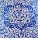 Mandala Beach Throw Tapestry